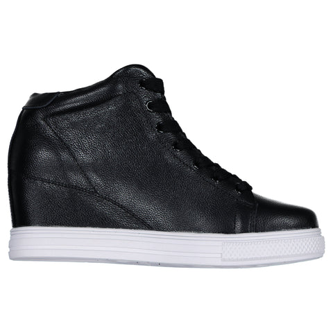 Leather Ankle Boots Black - STREET SMART LEGACY CLOTHING