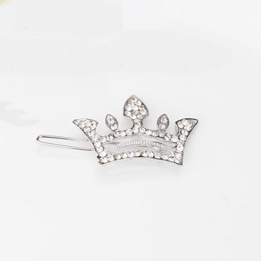 Crystal Crown Hair Clip - STREET SMART LEGACY CLOTHING