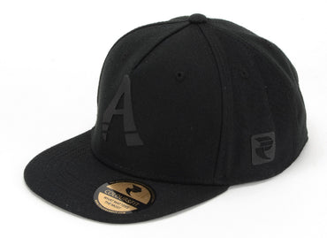 A Cap (Black) - STREET SMART LEGACY CLOTHING