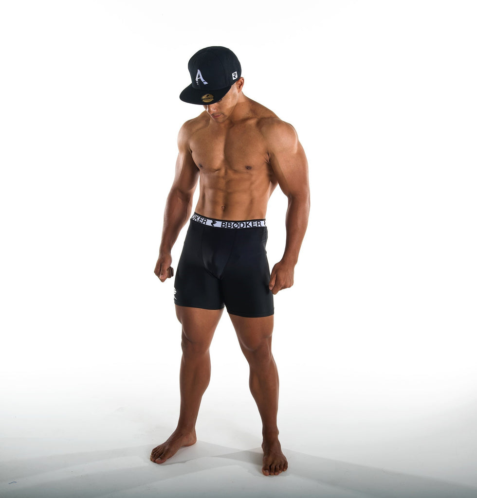 Mens 6 Inch Pro Training Shorts - STREET SMART LEGACY CLOTHING