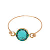 Stackable Ring Turquoise