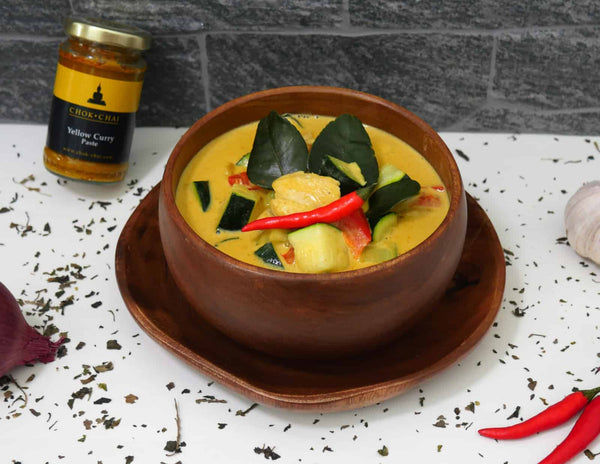 Yellow Curry Paste