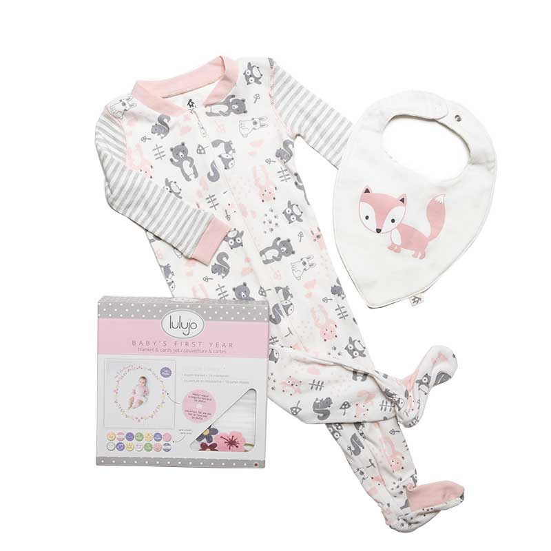 Milestone Baby Gift Collection
