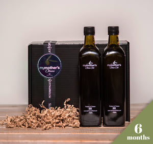 My Mother's Olive Oil - 6 Month Subscription Box