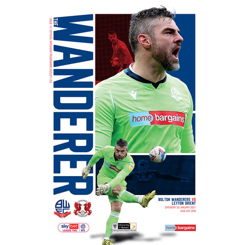 Bolton Wanderers vs Leyton Orient