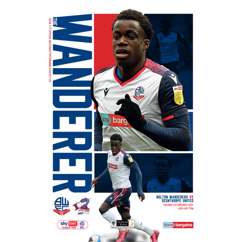 Bolton Wanderers vs Scunthorpe United