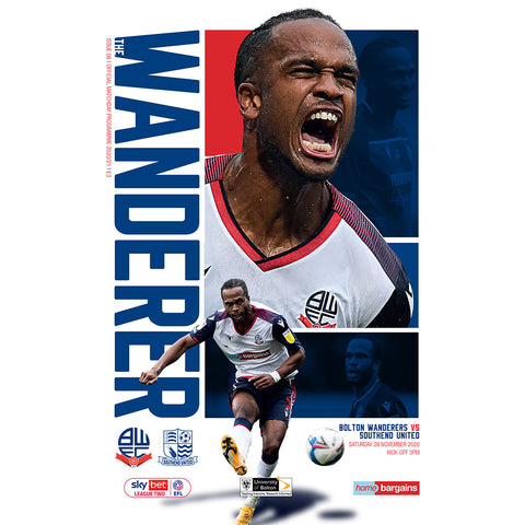 Bolton Wanderers vs Southend United