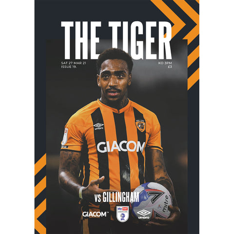 Hull City vs Gillingham