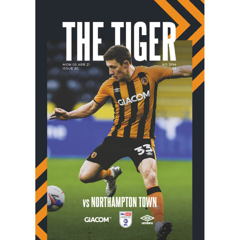 Hull City vs Northampton Town