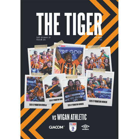 Hull City vs Wigan Athletic