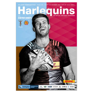 Harlequins vs Exeter Chiefs