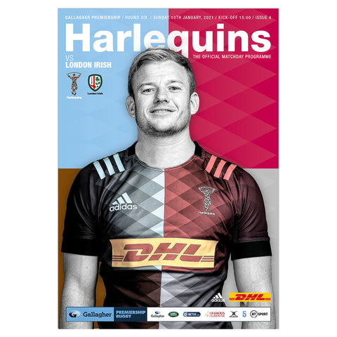 Harlequins vs London Irish