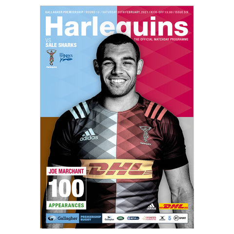 Harlequins vs Sale