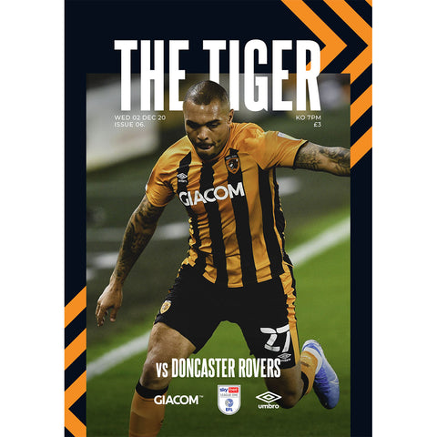Hull City vs Doncaster Rovers