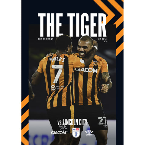 Hull City vs Lincoln City UPDATER