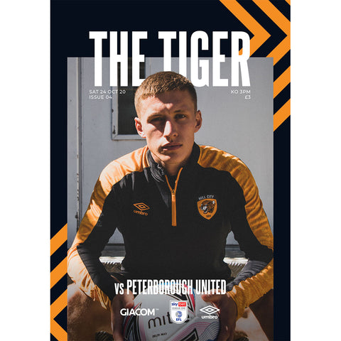 Hull City vs Peterborough United