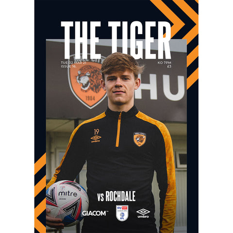 Hull City vs Rochdale
