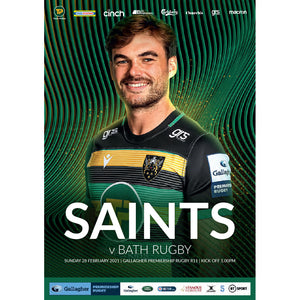 Northampton Saints vs Bath
