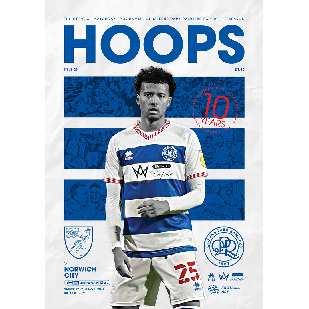 Queens Park Rangers vs Norwich City