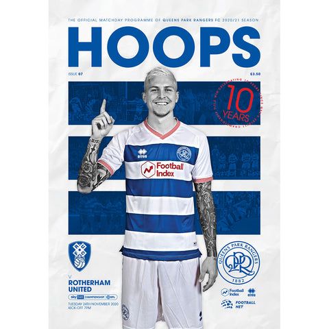 Queens Park Rangers vs Rotherham United