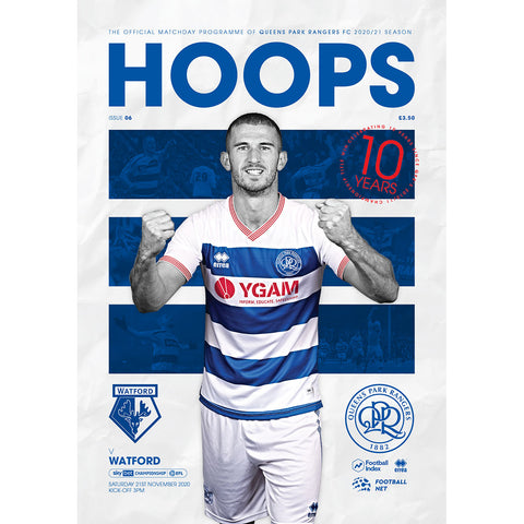 Queens Park Rangers vs Watford