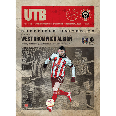 Sheffield United vs WBA