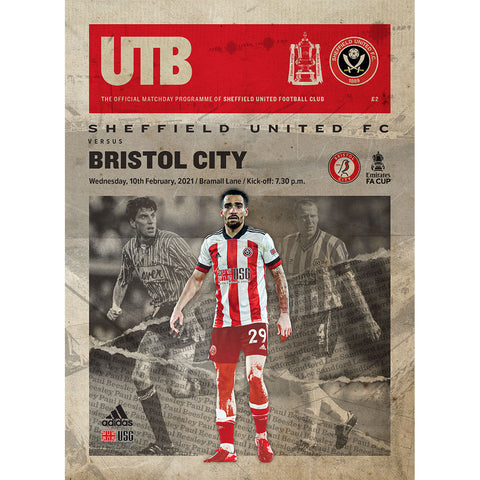 Sheffield United vs Bristol City - FA Cup