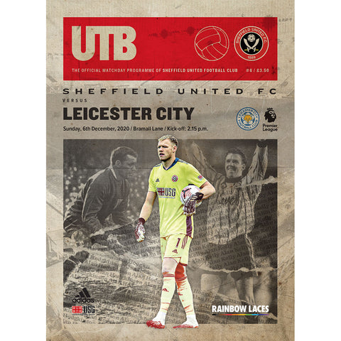 Sheffield United vs Leicester City