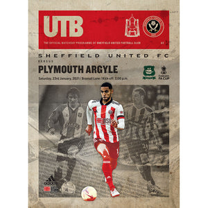 Sheffield United vs Plymouth Argyle - FA Cup