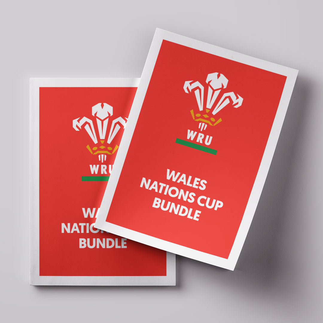 Wales Nations Cup Bundle (2020)