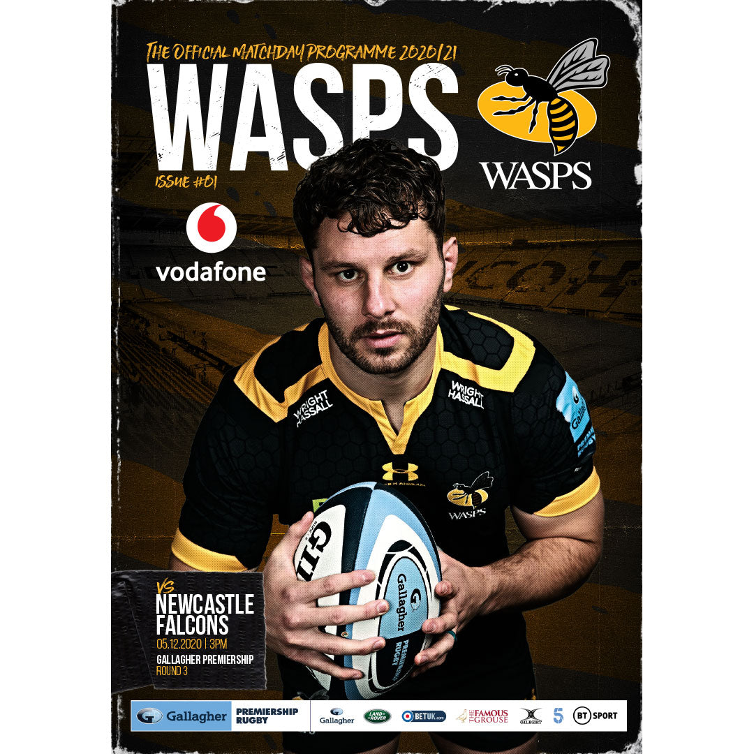 Wasps vs Newcastle Falcons