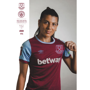 West Ham United Women vs Manchester City Women