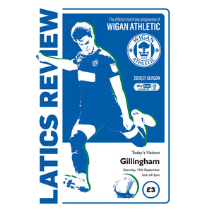 Wigan Athletic vs Gillingham