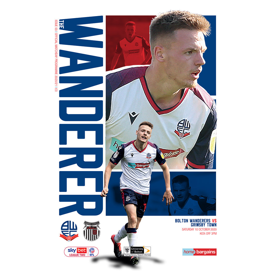 Bolton Wanderers vs Grimsby Town