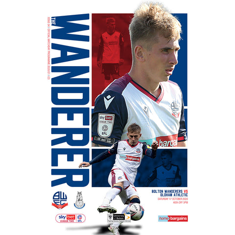 Bolton Wanderers vs Oldham Athletic