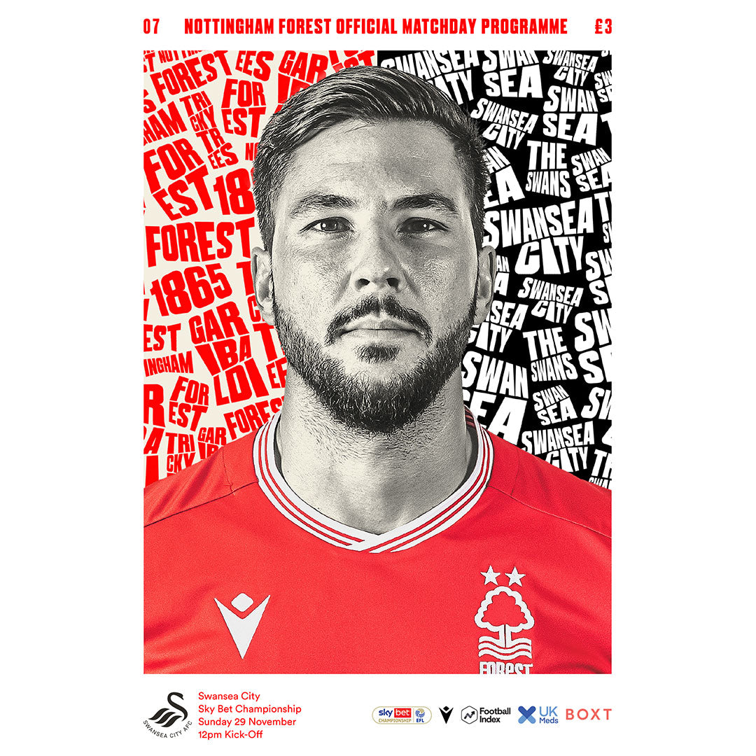 Nottingham Forest vs Swansea City