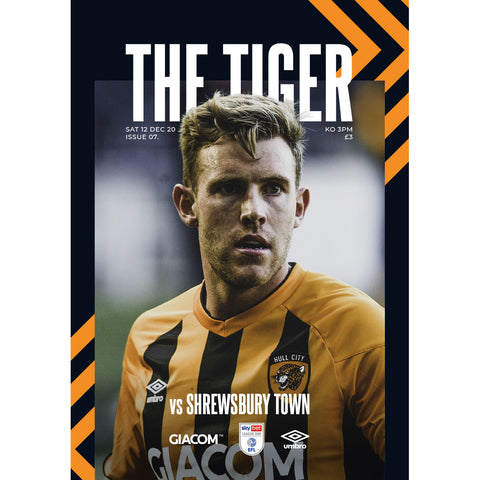 Hull City vs Shrewsbury Town