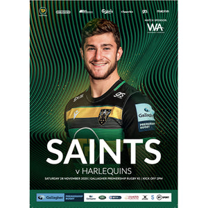 Northampton Saints vs Harlequins