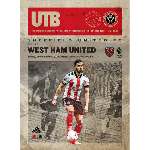 Sheffield United vs West Ham United