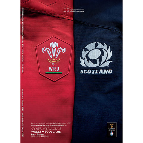 Wales vs Scotland (2020 Six Nations)