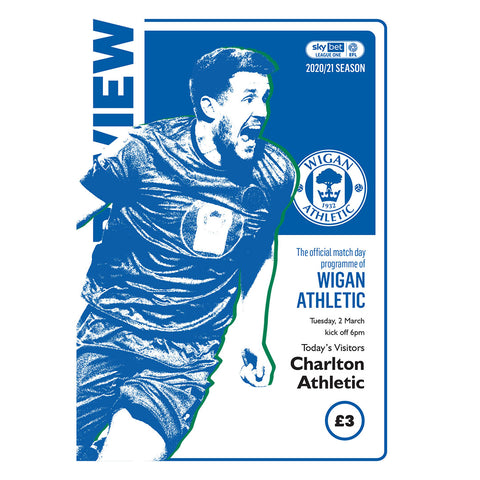 Wigan Athletic vs Charlton Athletic