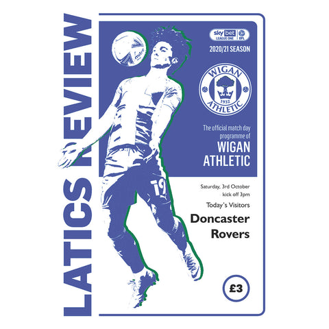 Wigan Athletic vs Doncaster Rovers