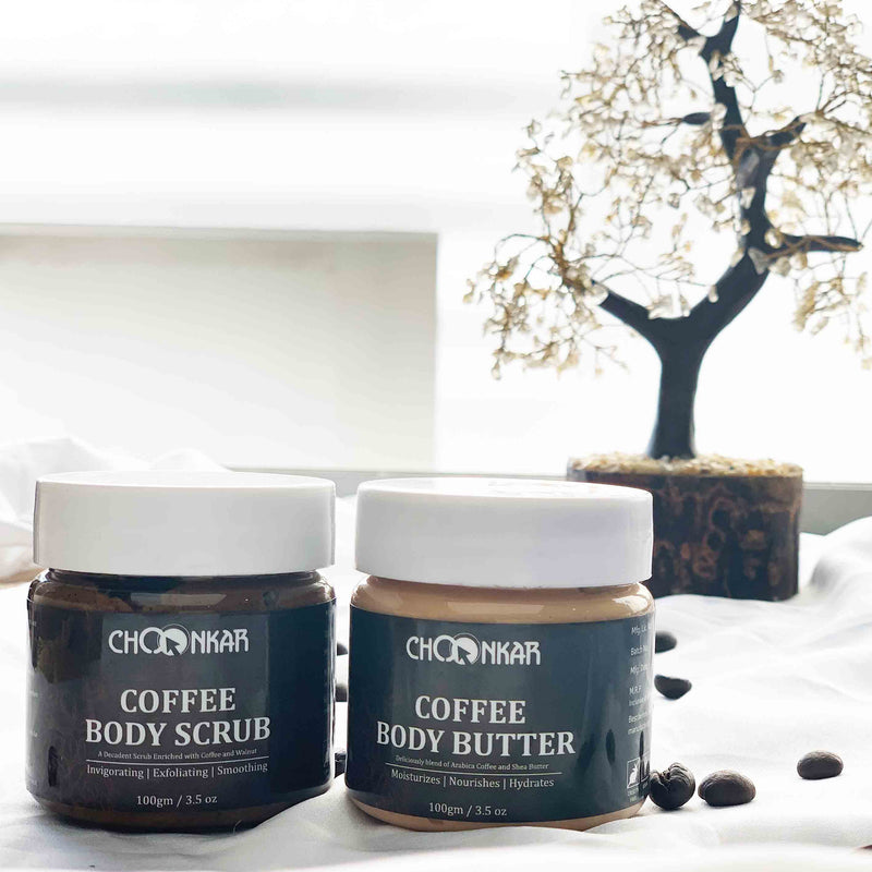Choonkar Coffee Body Care Regime