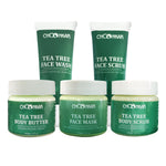 Choonkar Tea Tree Face & Body Care Regime
