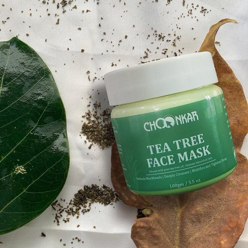 Choonkar Tea Tree Face Mask