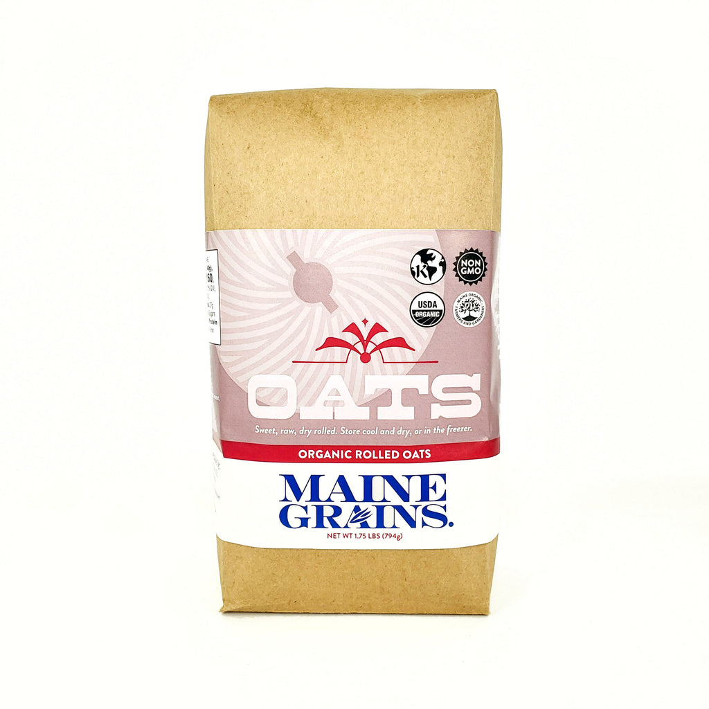 Maine Grains Rolled Oats