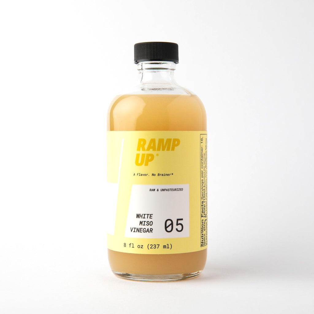 RAMP White Miso Vinegar