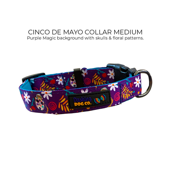 Cinco De Mayo - Collar