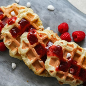 Belgian Waffles (Pack of 10)