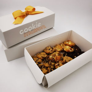 Mini Nibbler Cookies - Box of 20
